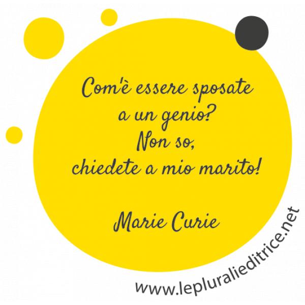 Maglietta femminista Marie Curie