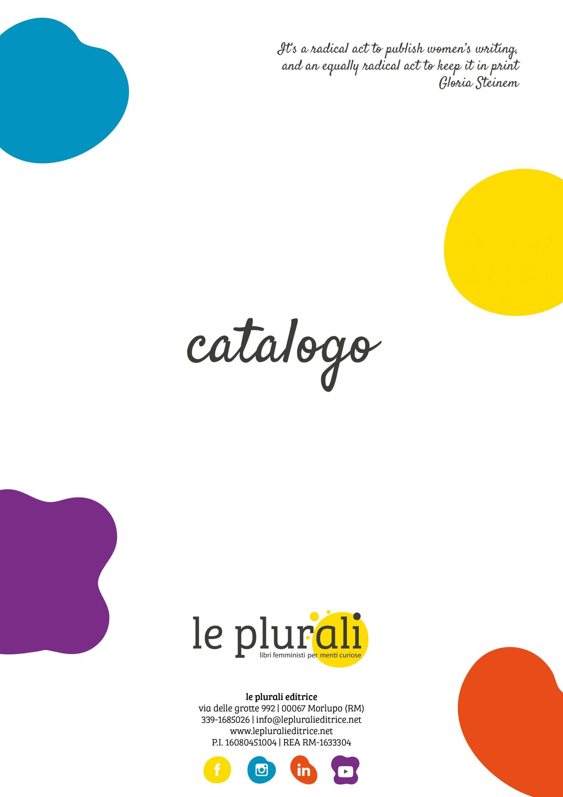 catalogo de le plurali